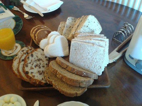 Grey Cottage : DIY toast