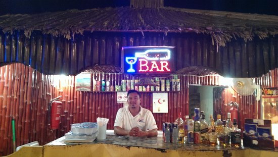 Arabian Nights Tours LLC: A bar in the desert YES!!!