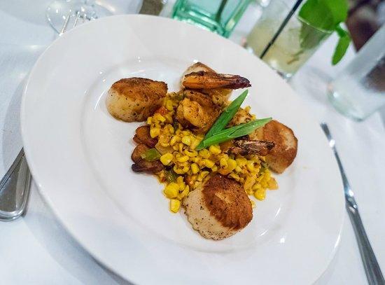 Apolline Restaurant : Scallops