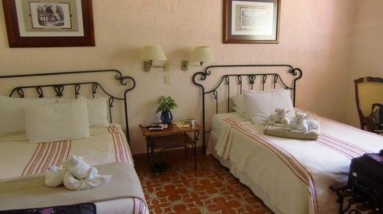 Hotel Hacienda Uxmal Plantation & Museum : Room