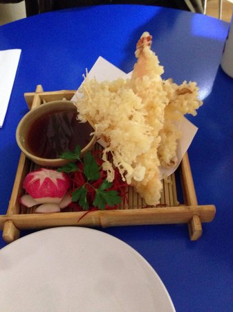 Zaibatsu: most love this one, called tempura! Strongly recommended!