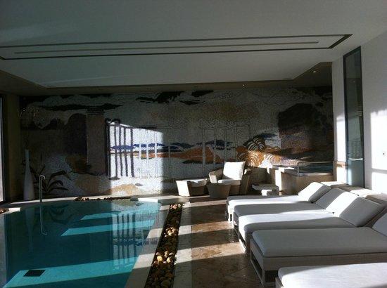 Domaine de Verchant: piscina spa