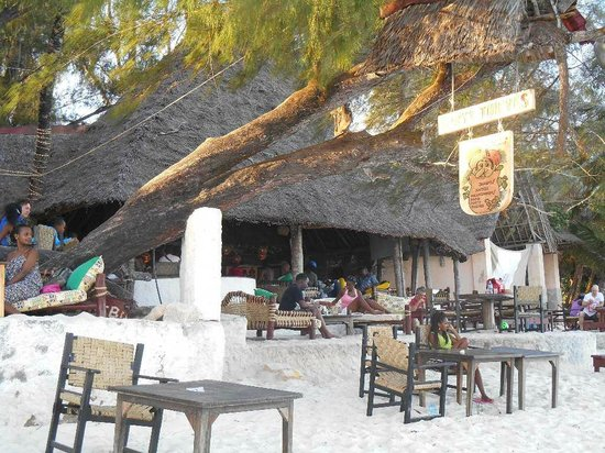 Forty Thieves Beach Bar & Bistro: Calme et relaxant