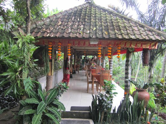 Boni Bali Restaurant: Entrance of the restaurant