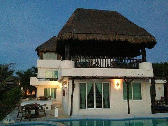 Casa Ixchel : Vista