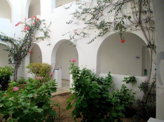 Homere Hotel : Room entrance