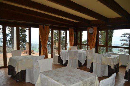 Borgo di Celle: Sala ristorante