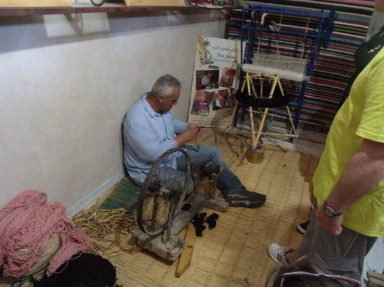 Dar Jilani La maison des Arts & Métiers: MR Jilani
