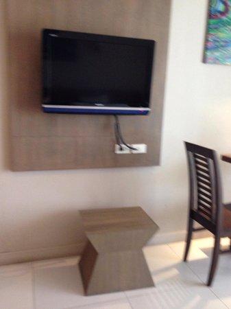 Pattaya Loft Hotel: standard room