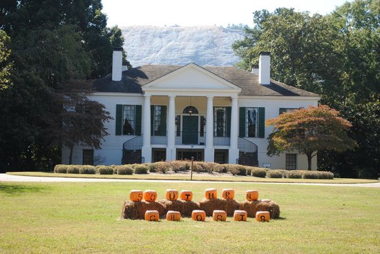 Stone Mountain Family Campground : Tour of Southern Ghosts