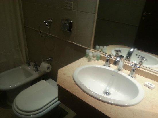 Hotel Boutique Reino Del Plata: Banheiro