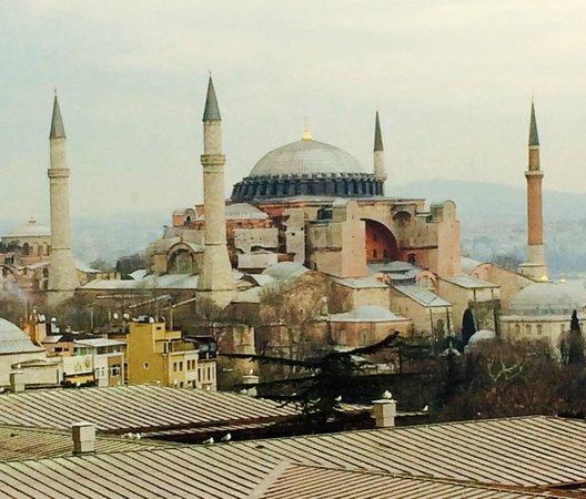 Hotel Arcadia Blue: Hagia Sofia