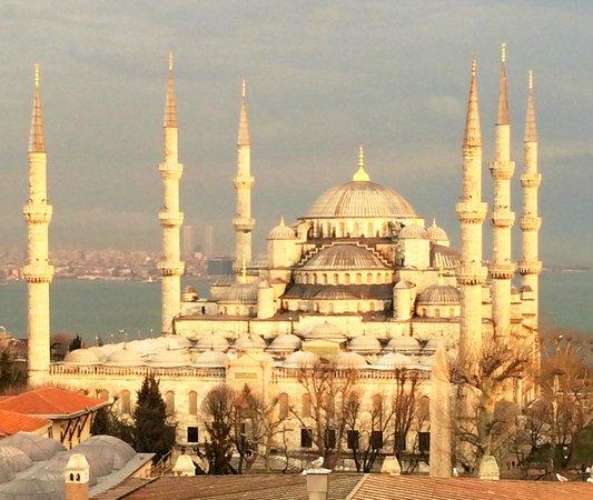 Hotel Arcadia Blue: Blue Mosque