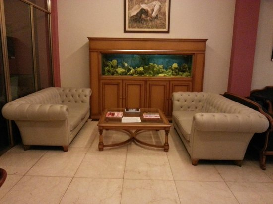 Hotel Boutique Reino Del Plata: Salão do hotel