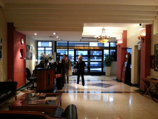 Hotel Boutique Reino Del Plata: Entrada do hotel