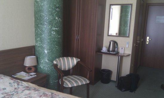 Park Hotel Stavropol: номер виды