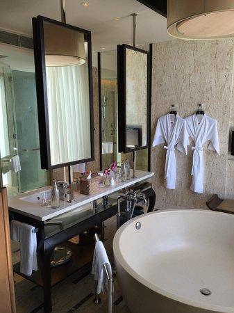 Conrad Koh Samui : Badezimmer