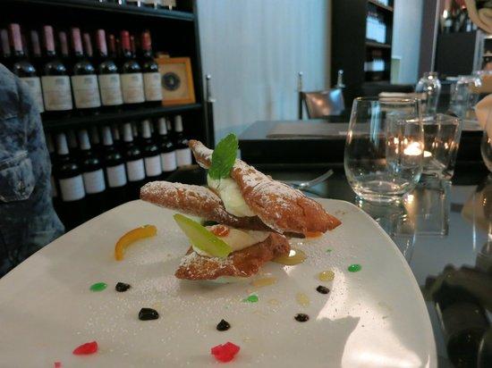 Ristorante Le Naumachie: Dessert