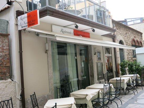 Ristorante Le Naumachie: Entrance