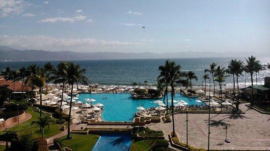 Marriott Puerto Vallarta Resort & Spa: excelente vista