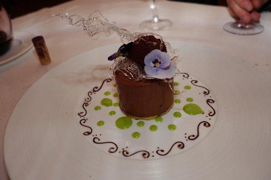Tonys Asian Bistro : Chocolate Mousse