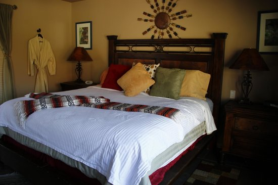 Cozy Cactus Bed and Breakfast: Vortex Vista Room