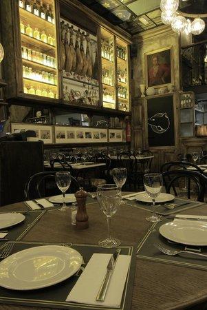 Casa Delfin : Dining room