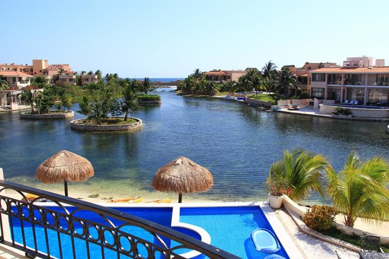 Aventuras Club Lagoon: View from the rooms
