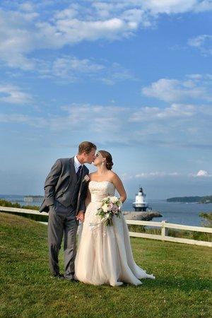 Peter A. McKernan Hospitality Center: Wedding Shot