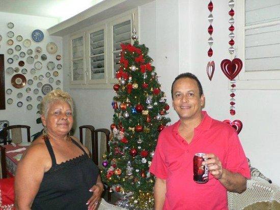 Casa Maura Habana Vieja: i padroni di casa