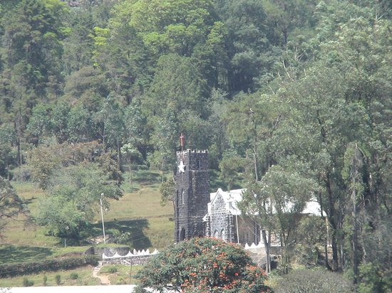 Red Sparrow Hotels and Resorts : The Old CSI church