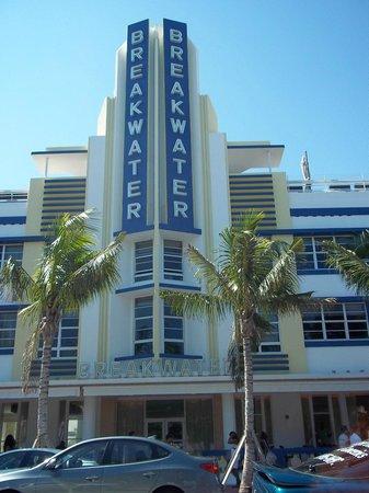 Hotel Breakwater South Beach: hôtel