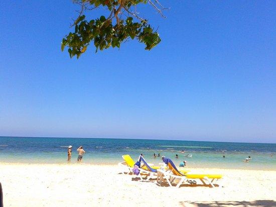 Iberostar Rose Hall Beach Hotel: playa