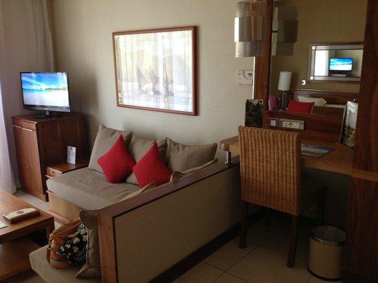 Shandrani Beachcomber Resort & Spa: coin salon