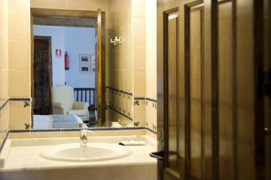 Refugio del Segura: Estudio Baño