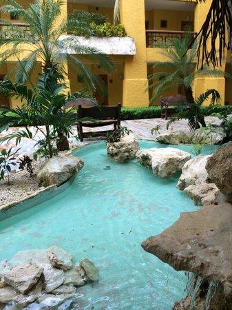 Iberostar Paraiso Maya: beautiful grounds