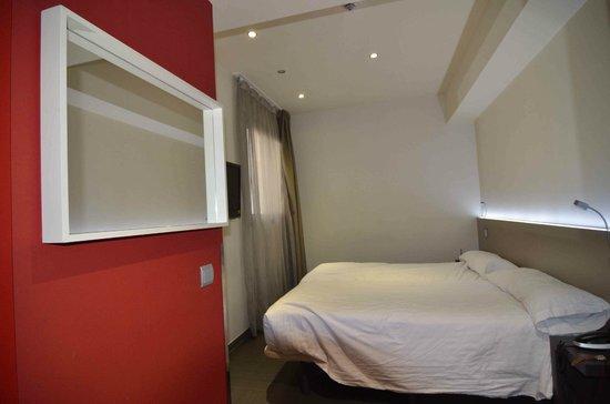 Leonardo Boutique Hotel Barcelona Sagrada Familia: Chambre 804
