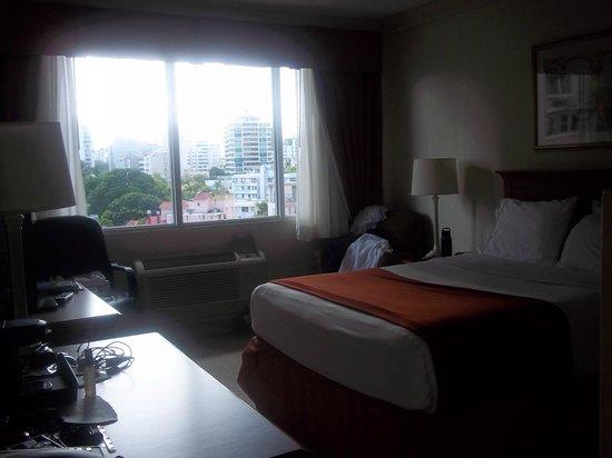 Holiday Inn Express San Juan Condado : chambre