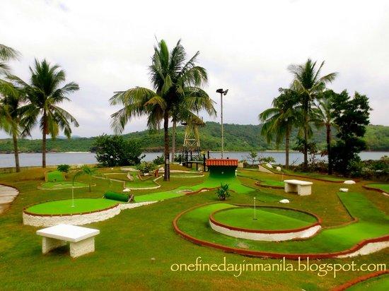 Club Punta Fuego: Mini Golf