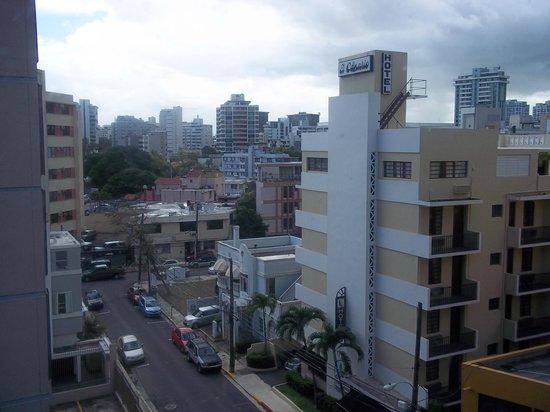 Holiday Inn Express San Juan Condado : vue de la chambre