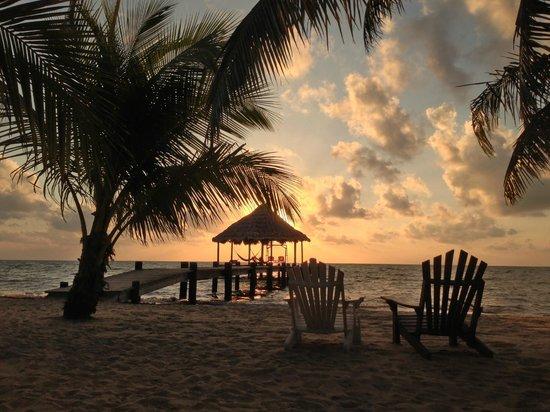Maya Beach Hotel: Best way to start your day.