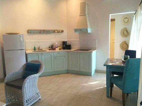 Boardwalk Hotel Aruba: Kitchen
