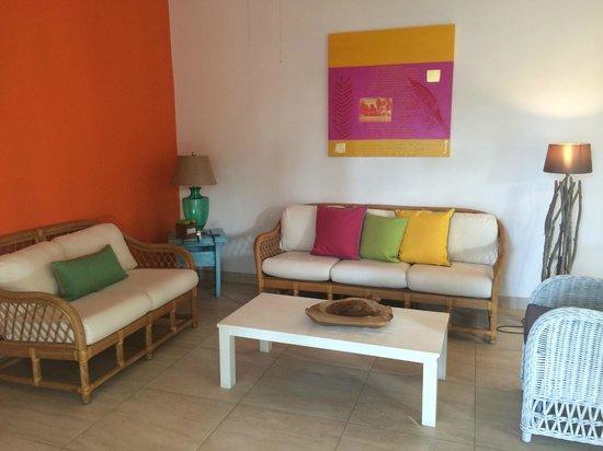 Boardwalk Hotel Aruba: Family Room