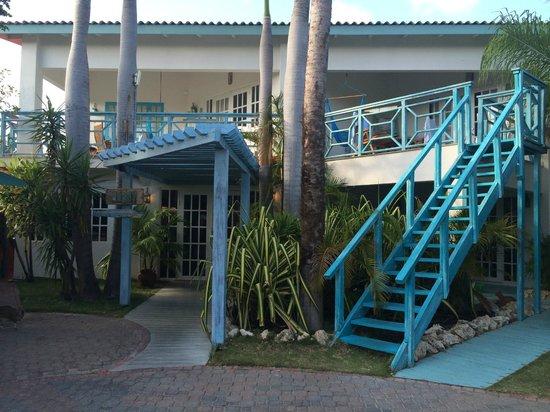 Boardwalk Hotel Aruba: The Loby