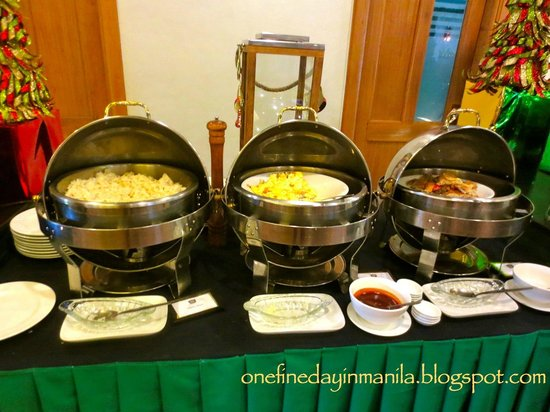 Club Punta Fuego: breakfast spread