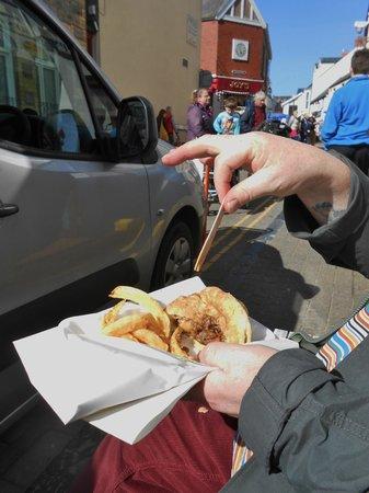 Kiln Park Holiday Centre - Haven: Fecci chips