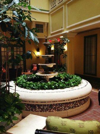 bedroom picture of wyndham la belle maison new orleans. Black Bedroom Furniture Sets. Home Design Ideas
