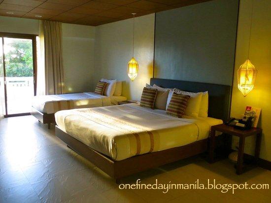 Club Punta Fuego: big bed