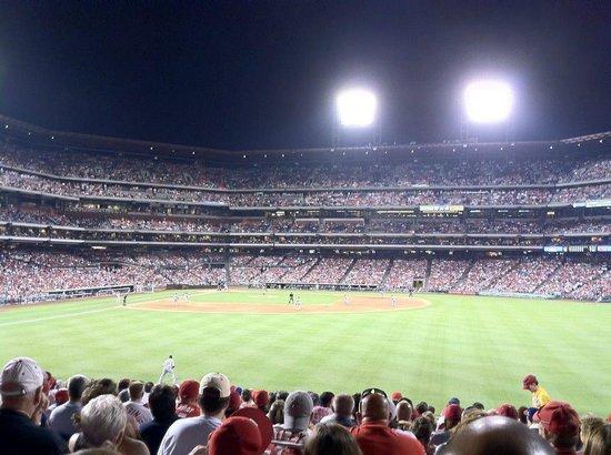 Citizens Bank Park: The Ballpark at Night