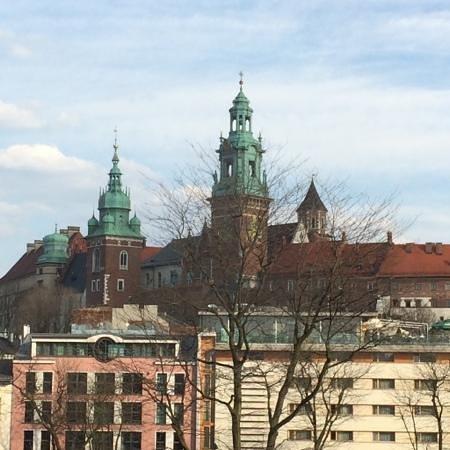 Sheraton Grand Krakow: vista sul Wawel